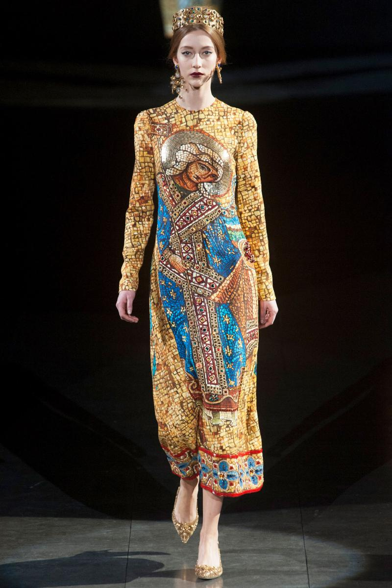 Iran fashion dress