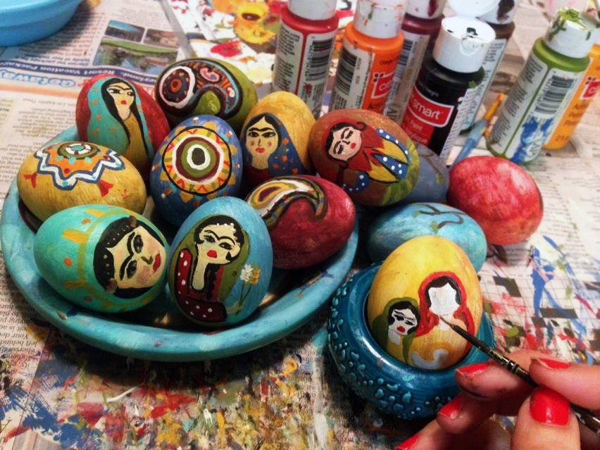 Shadi Eggs Designed By