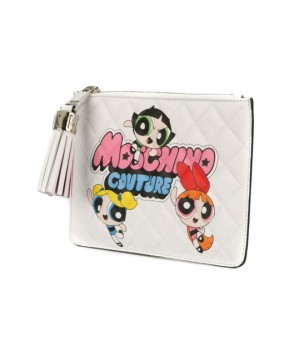 Moschino Puff Girl Clutch